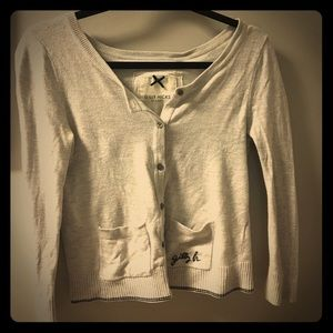 Gilly Hicks cropped cardigan